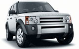 Car rental Land Rover